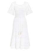 Cassia Crochet Dress