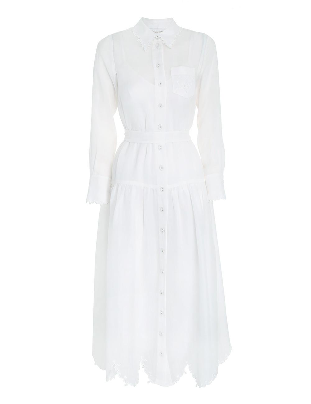 The Lovestruck Shirt Dress