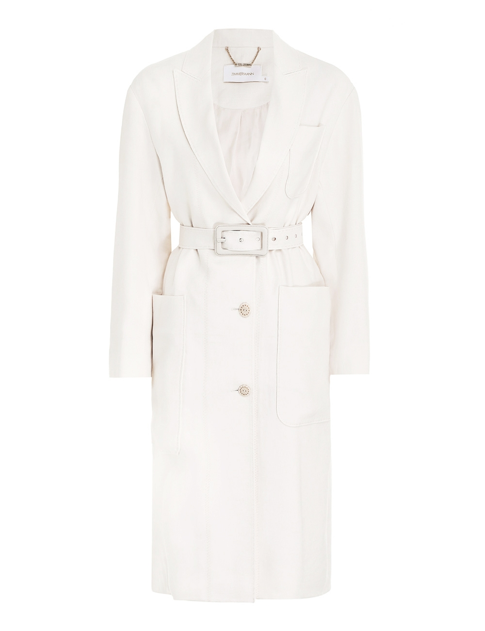 Luminous Duster Coat