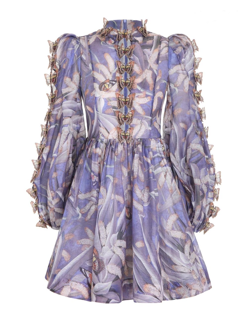 Botanica Butterfly Mini Dress
