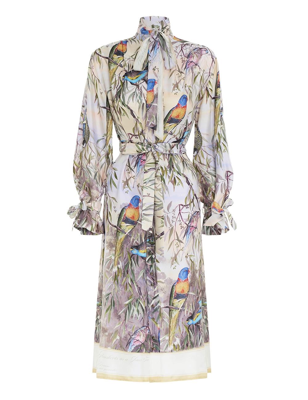 Candescent Shirt Dress