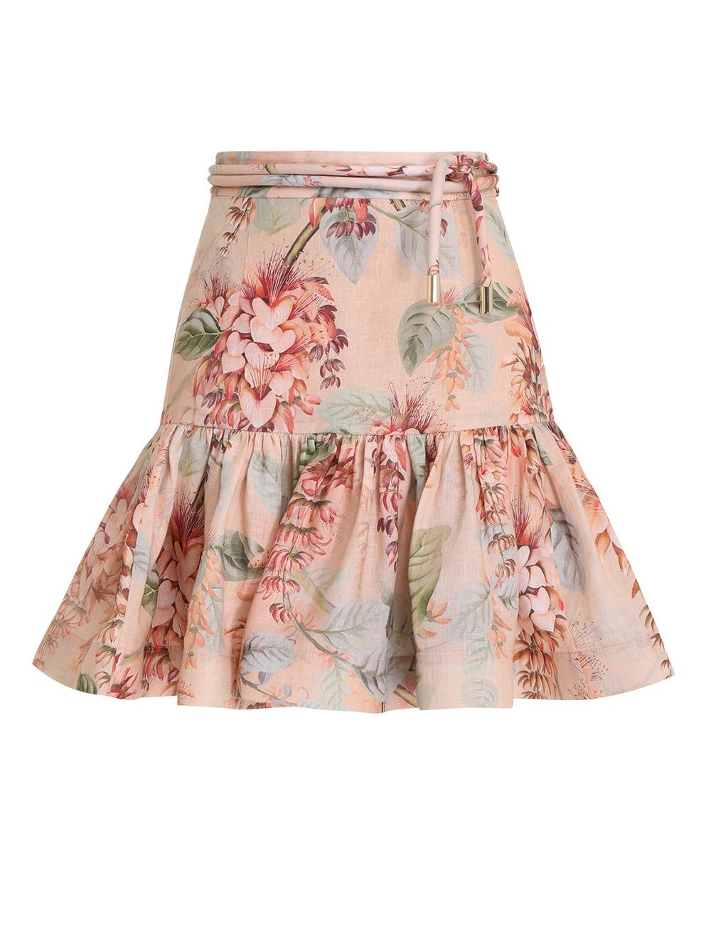 Candescent Flip Mini Skirt