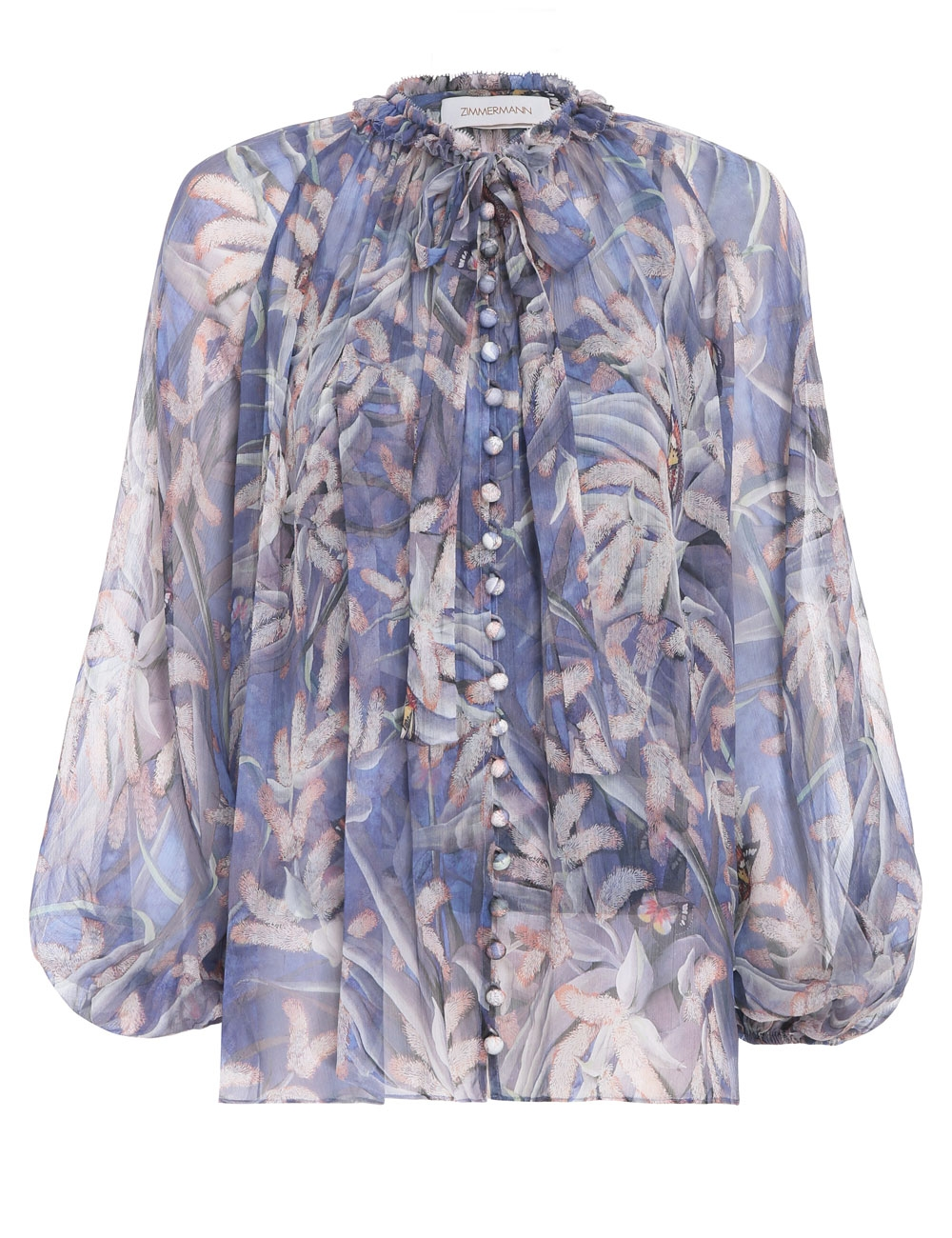 Botanica Drawn Swing Blouse