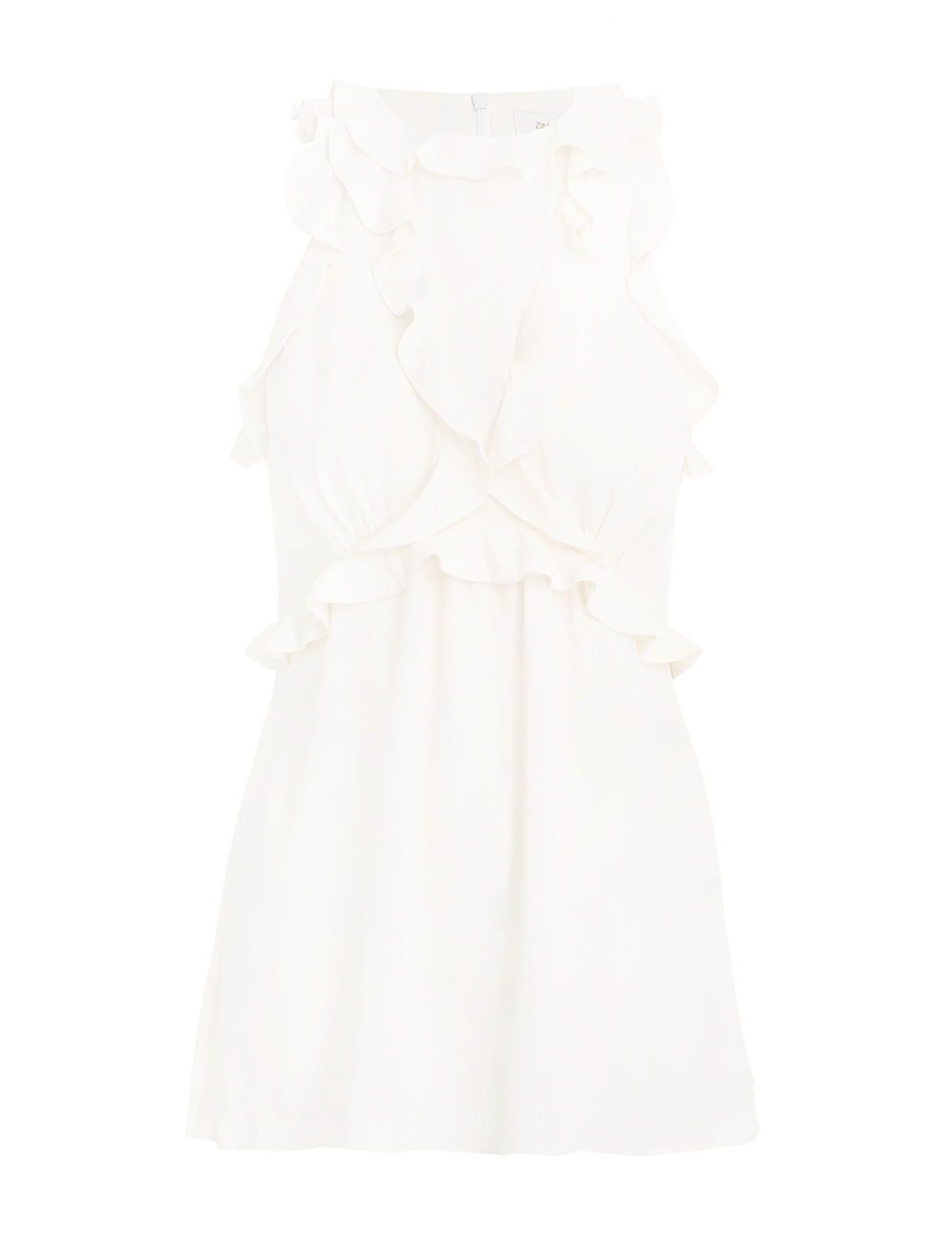 Frilled Picnic Blouse