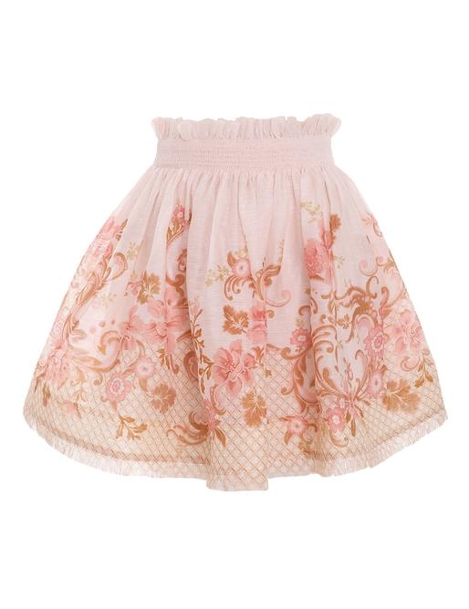 Postcard Flip Skirt