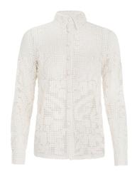 Estelle Crochet Shirt