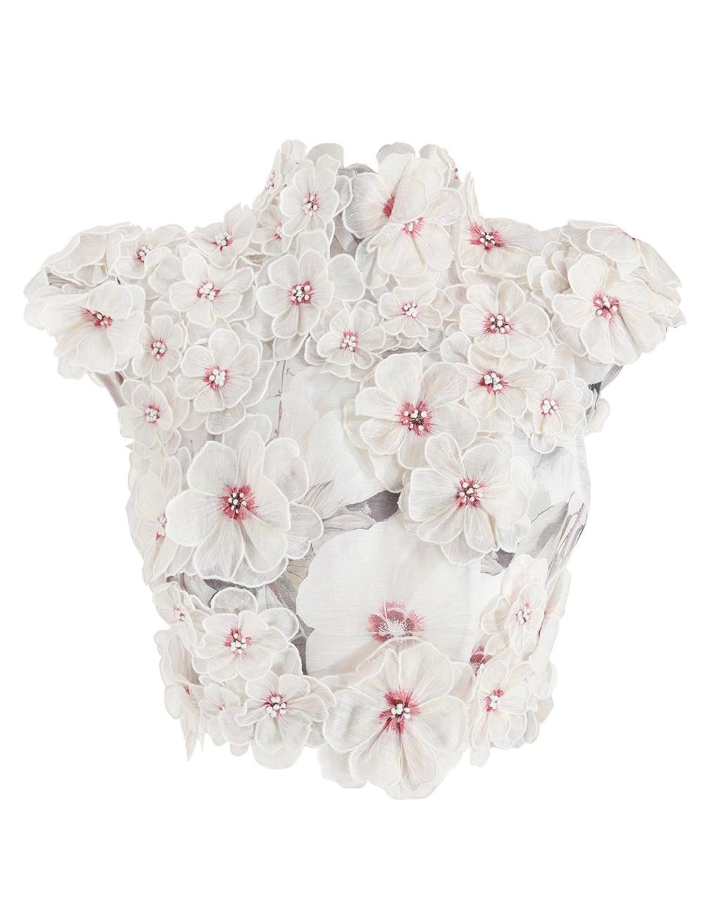 Botanica Rose Mallow Bodice