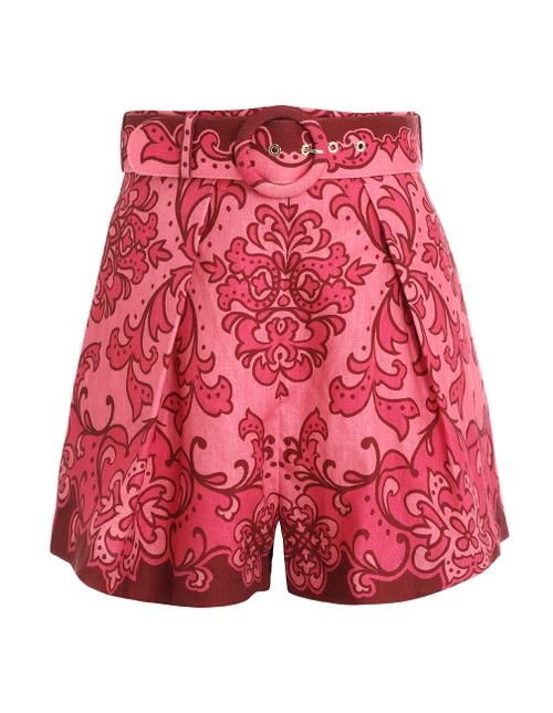 Nina Belted Short