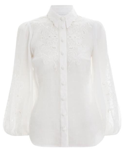 Nina Embroidered Shirt