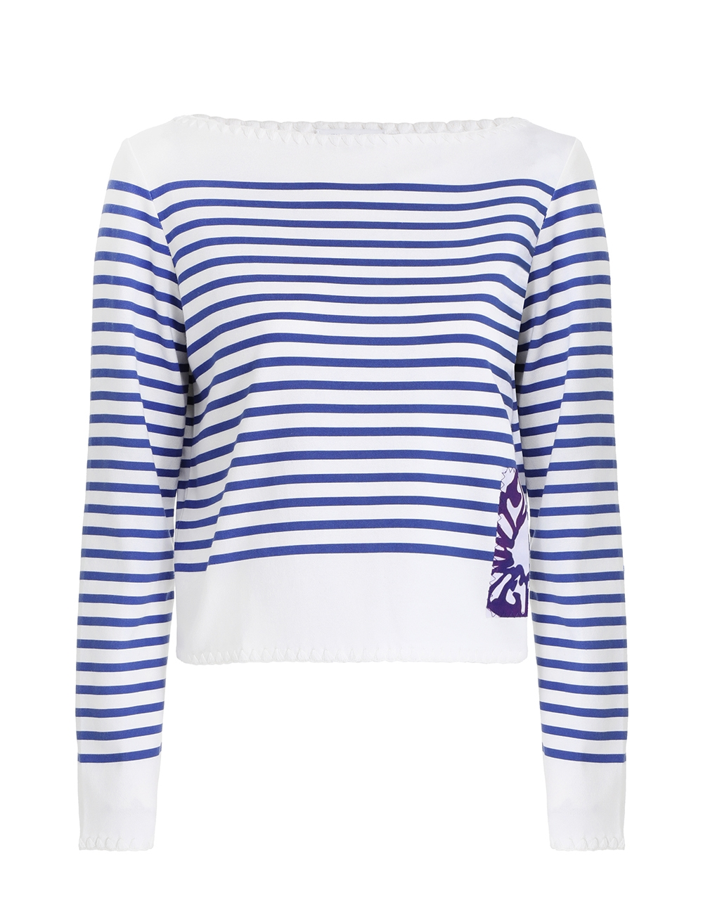 Estelle Stripe Top