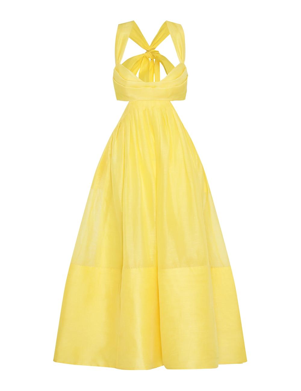 Botanica Bralette Gown