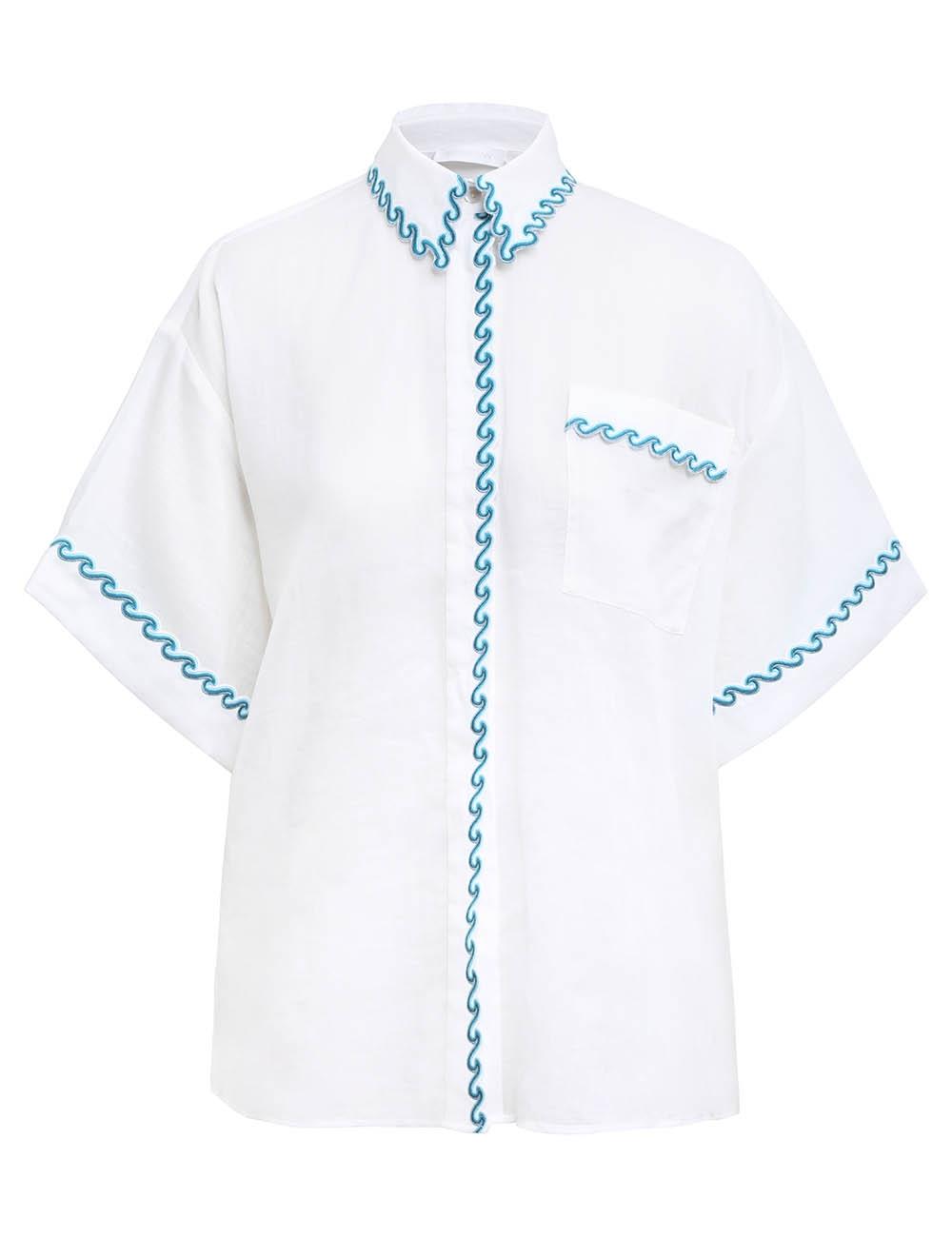 Shelly Surf Shirt