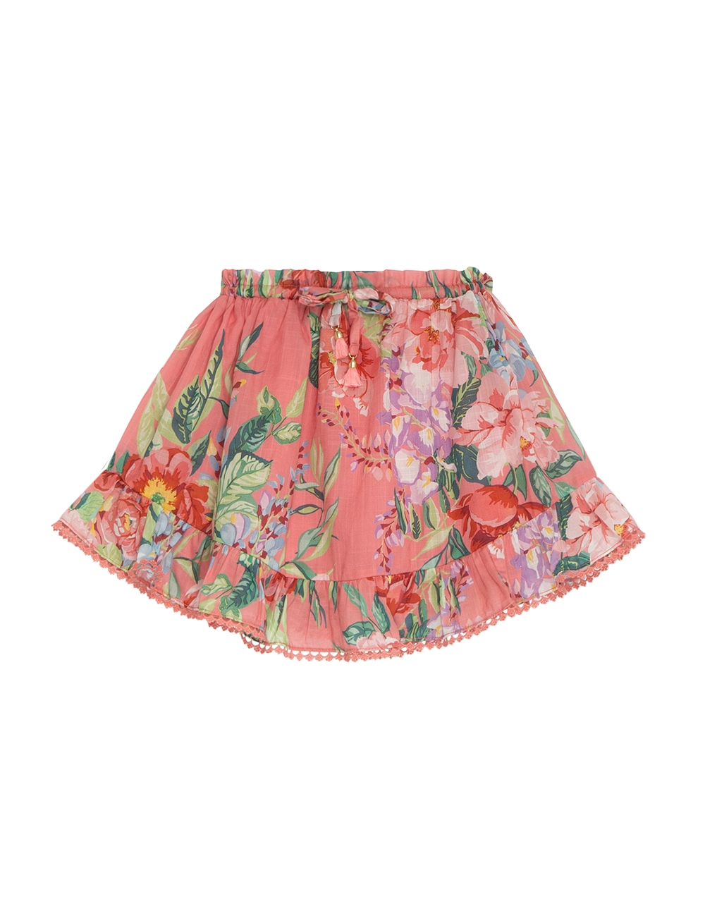 Bellitude Flounce Skirt