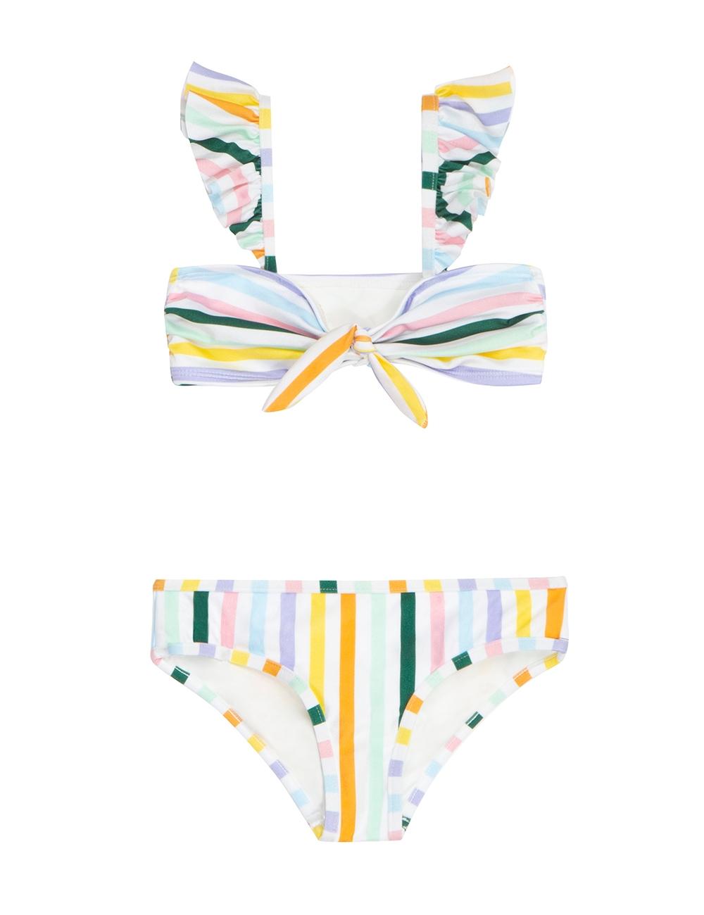 Bellitude Frill Tie Bikini