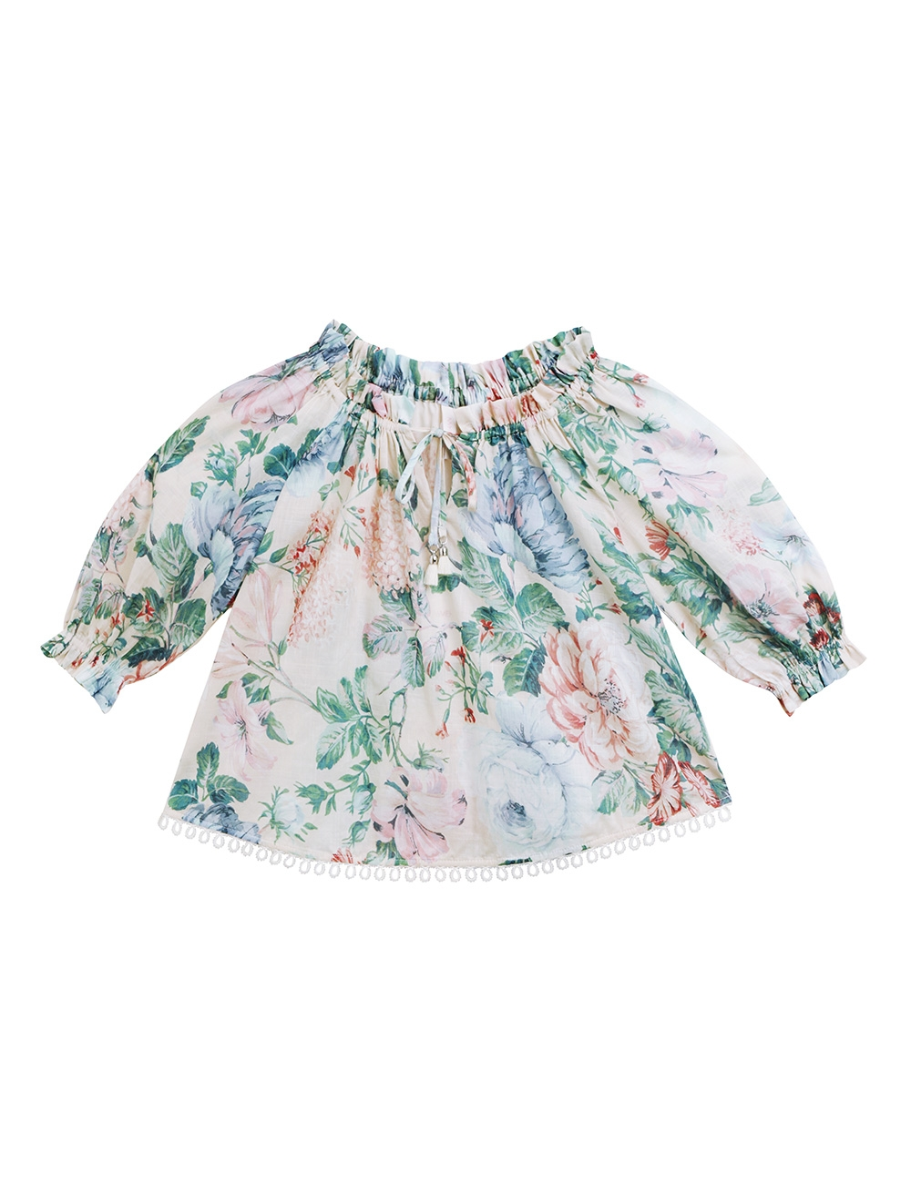 Verity Gathered Top