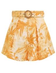 Mae Palm Tuck Short