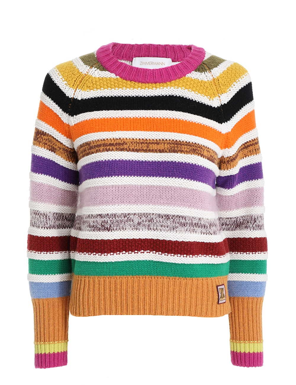 Concert Striped Sweater