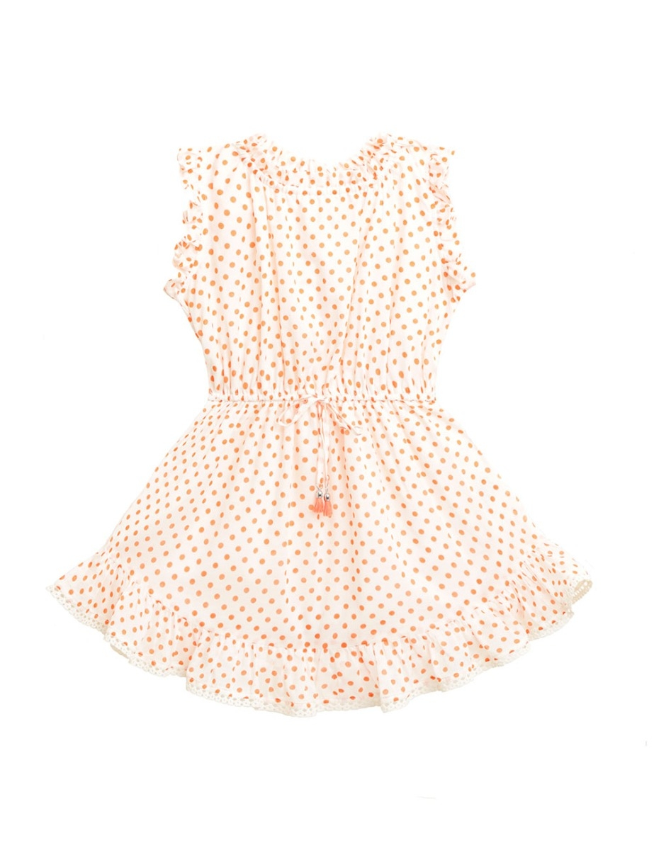 Goldie Spot Flip Dress
