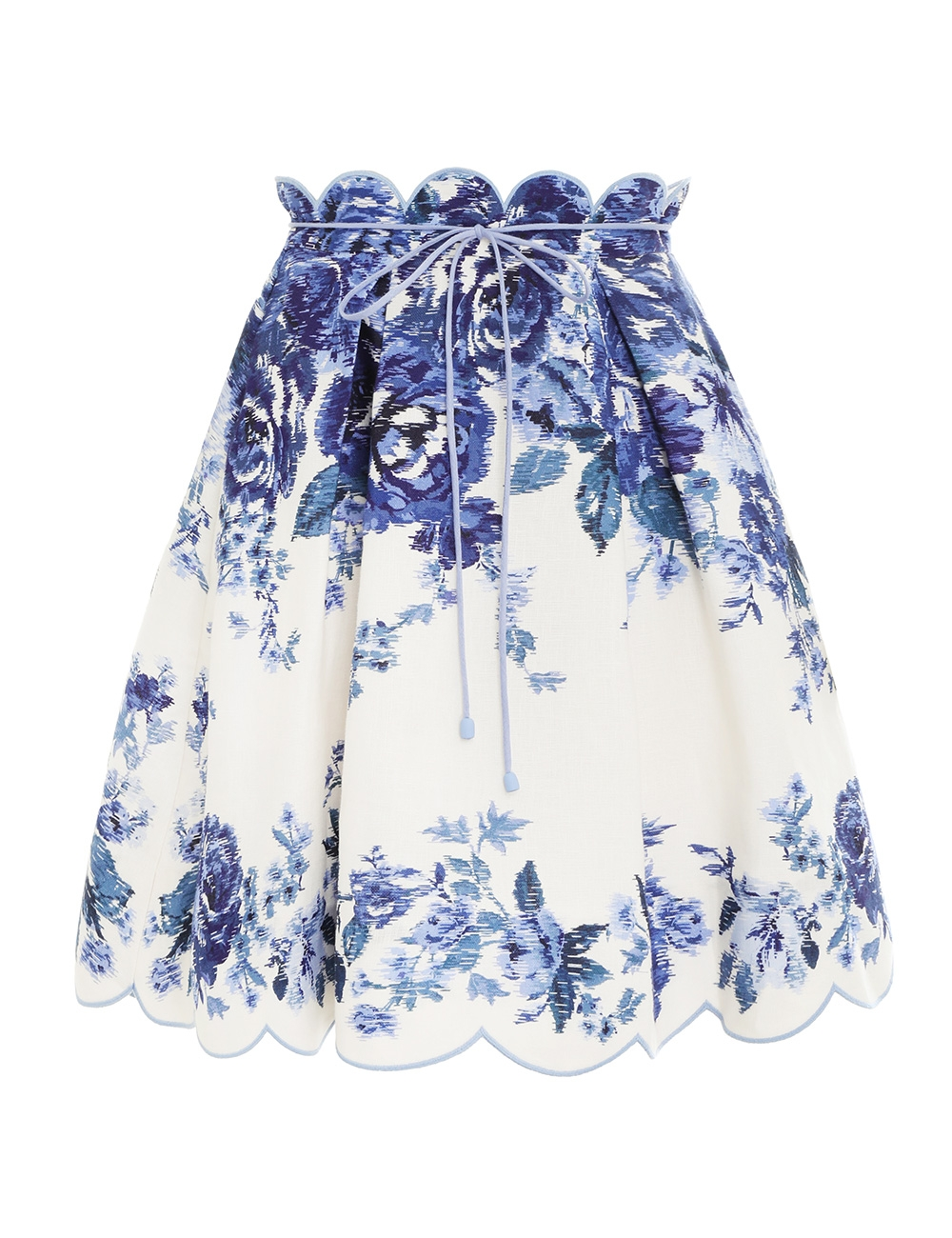 Aliane Scallop Skirt