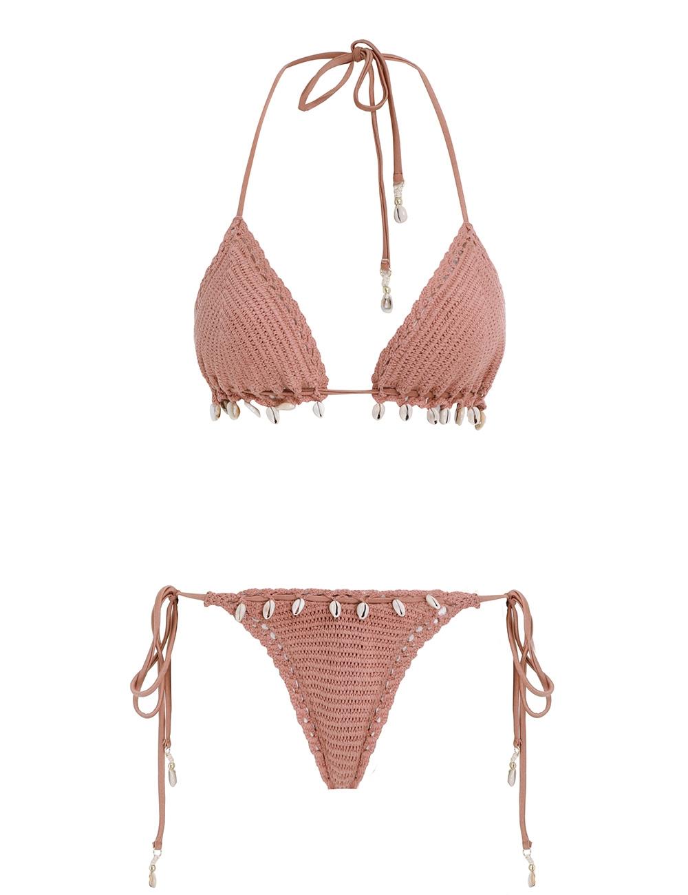 Cassia Crochet Bikini