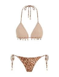 Tropicana Crochet Bikini