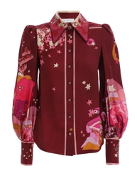 Concert Blouson Shirt