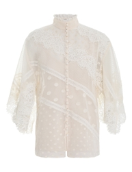 Tempo Layered Texture Blouse
