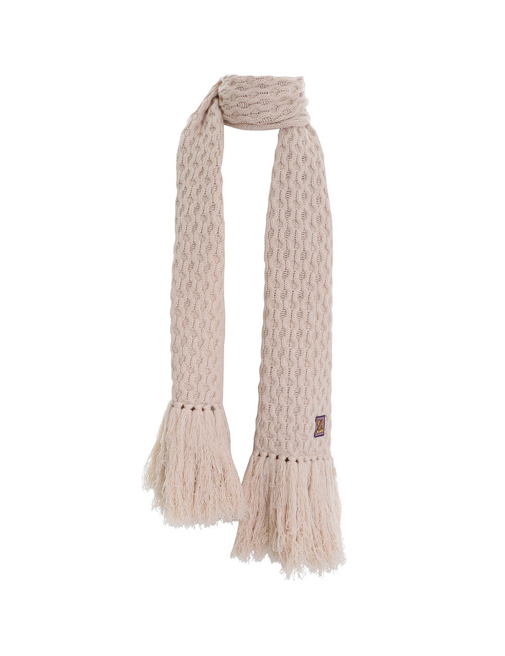 Concert Cable Scarf