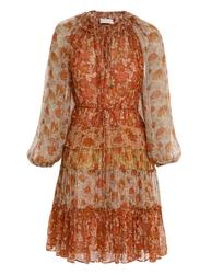 Andie Tiered Mini Dress