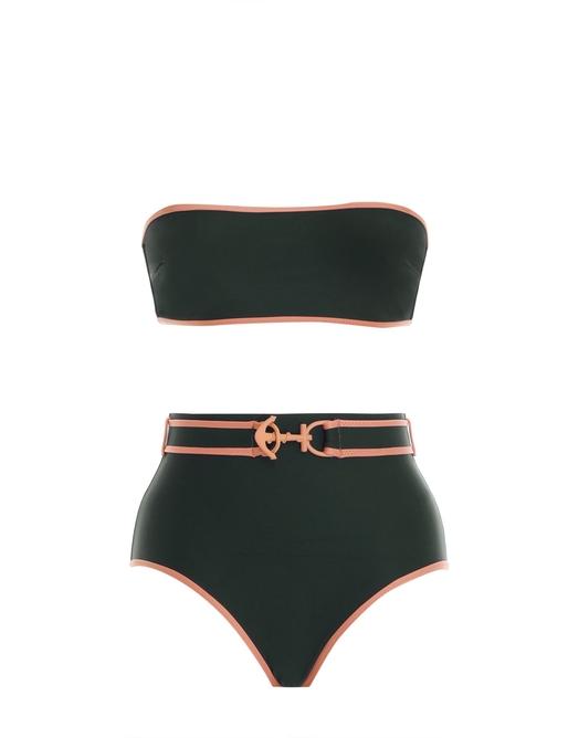 Moonshine Anchor Belted Bikini