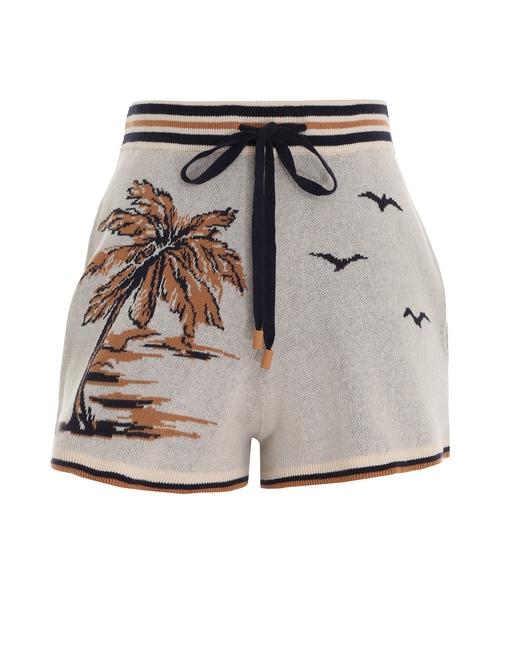 Tropicana Knit Short