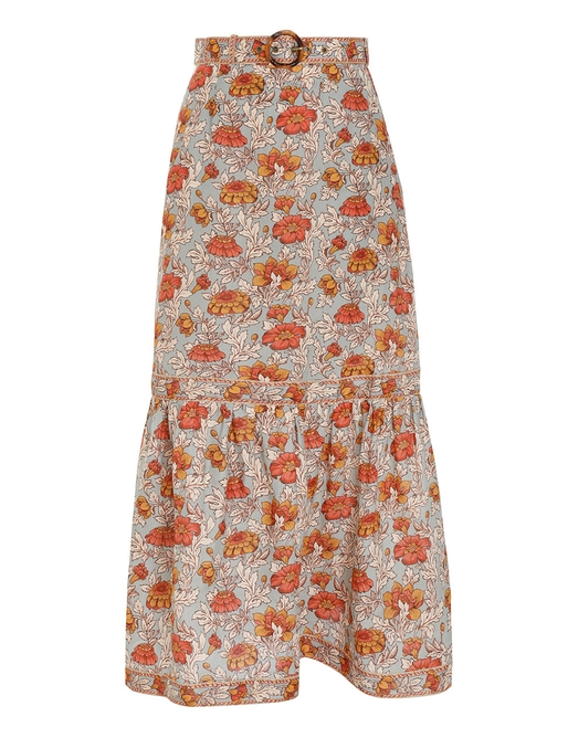 Andie Frill Hem Skirt