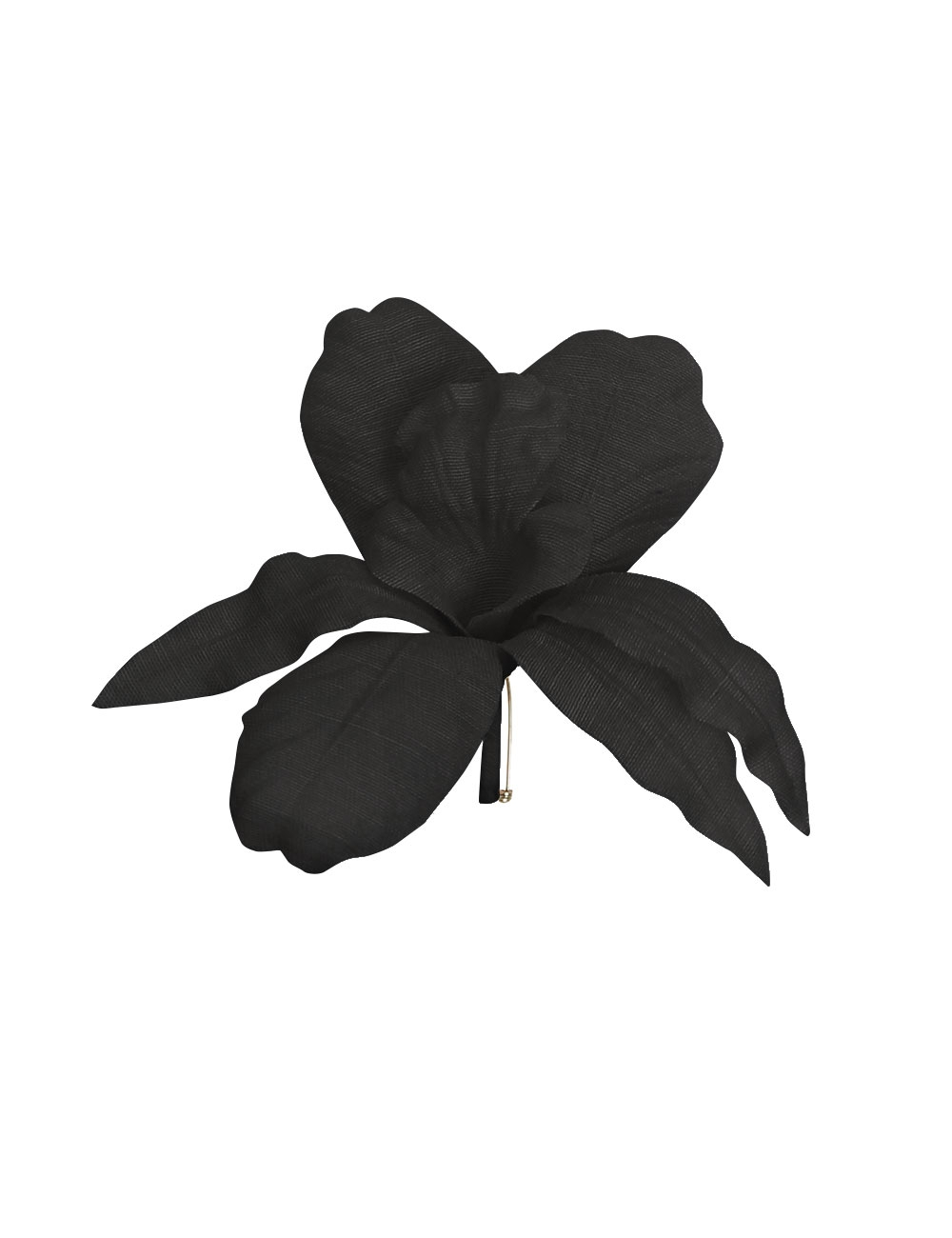 Corsage Orchid Brooch