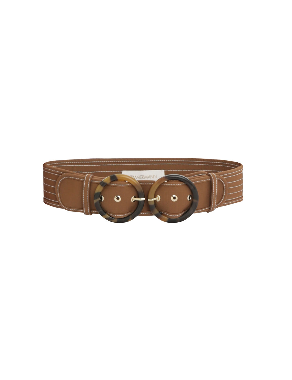 Double Buckle Suiting Belt