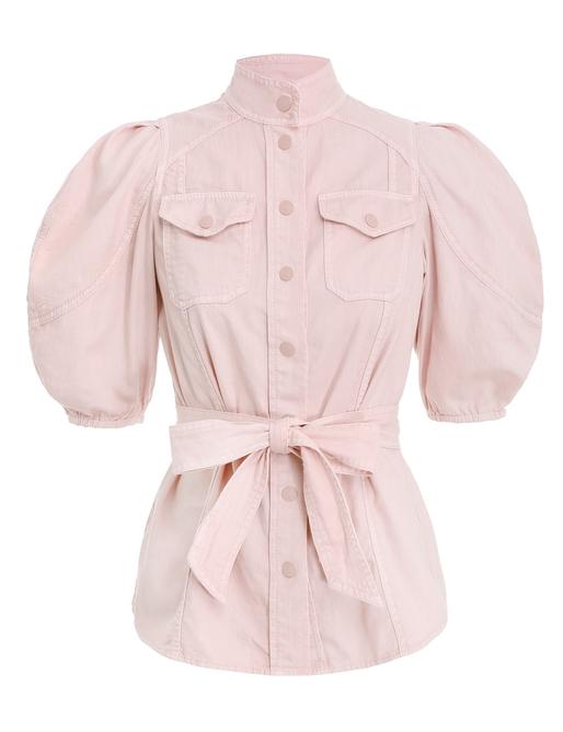 Tropicana Panelled Shirt