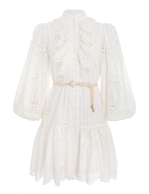 Moonshine Anchor Mini Dress