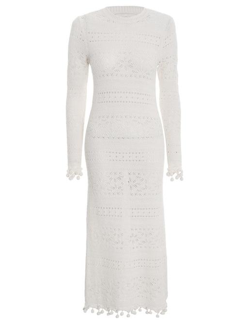 Postcard Textured Knit Dress
