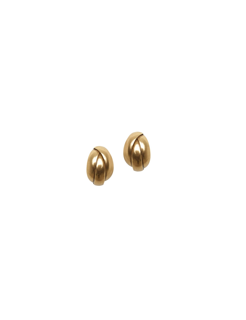 Wrap Ball Earring