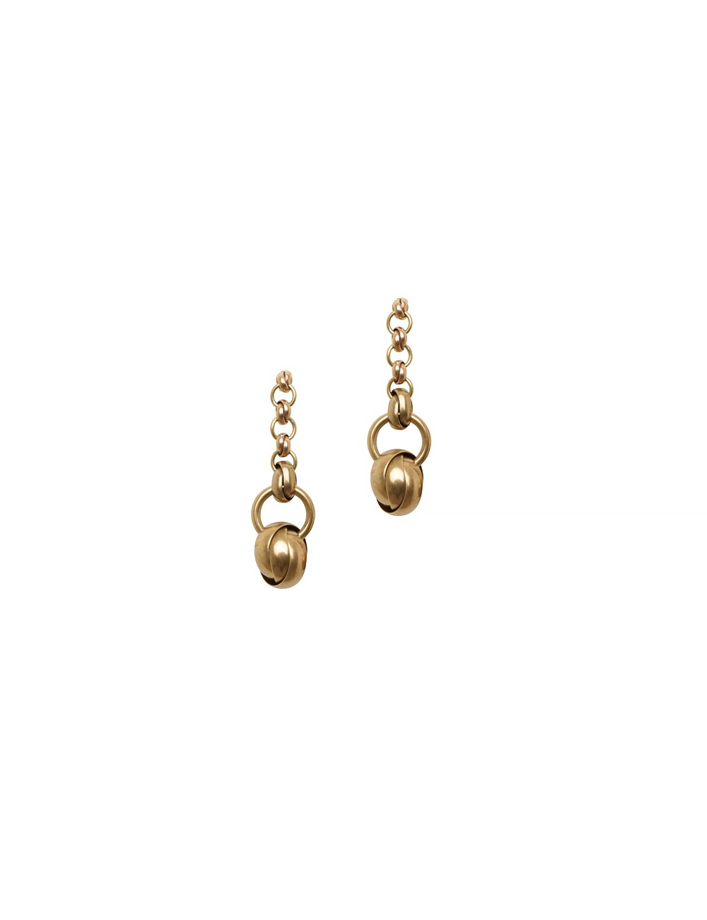 Link Drop Earring