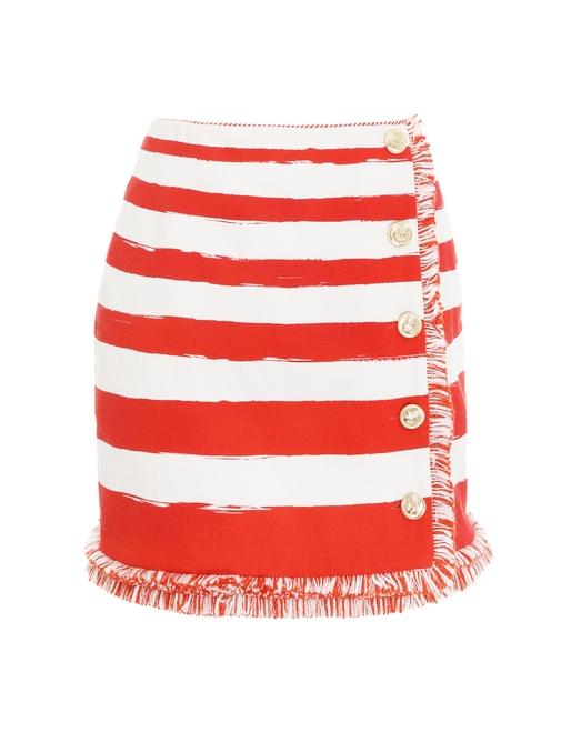 Postcard Striped Skirt