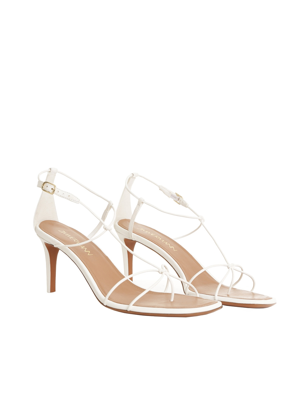 Strappy Heeled Sandal