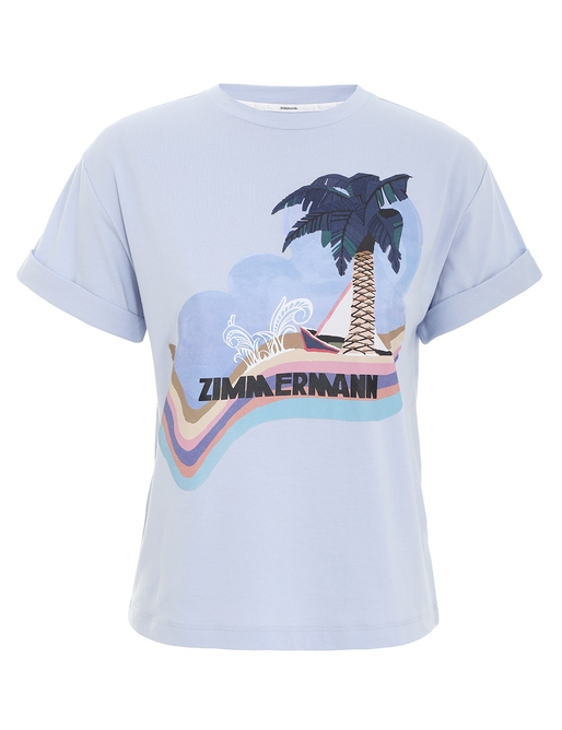 Postcard Relaxed Tee