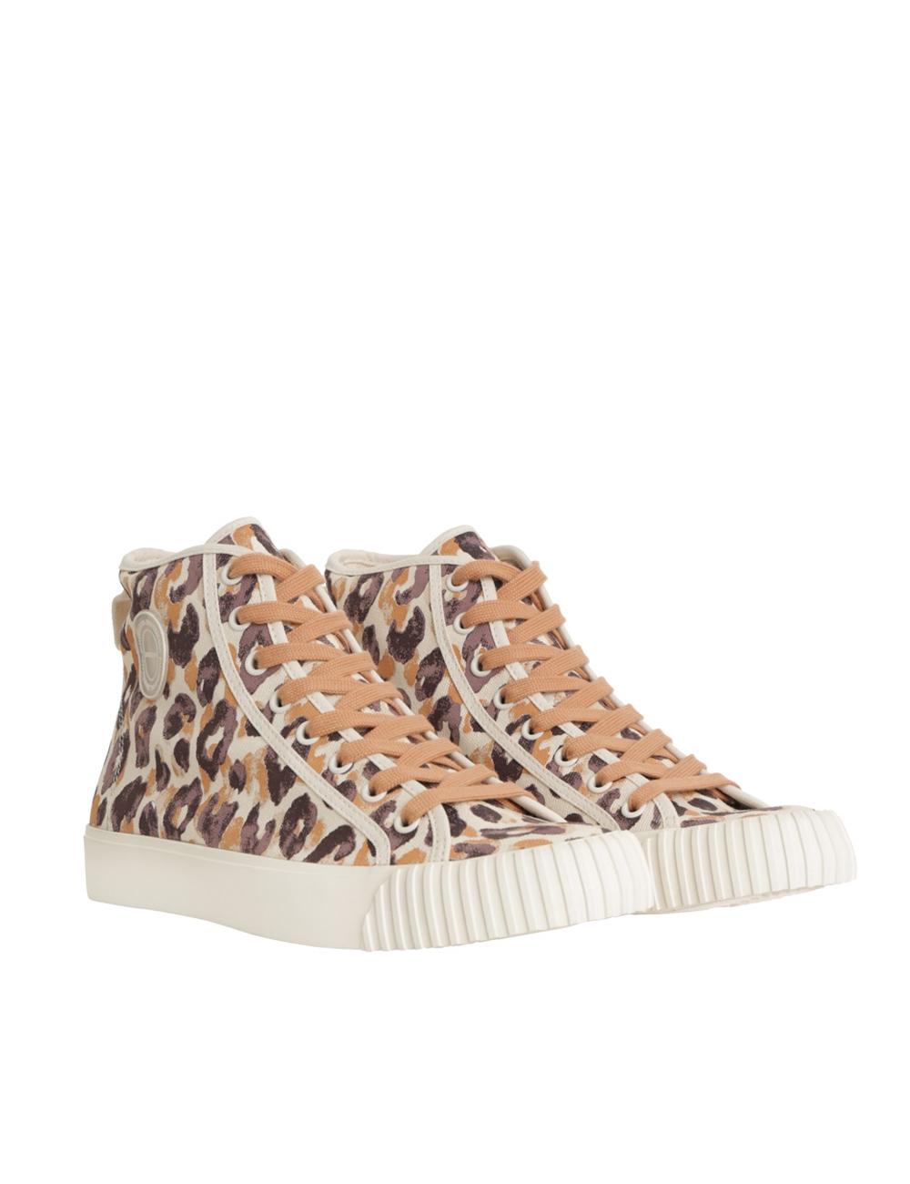 High Top Sneaker