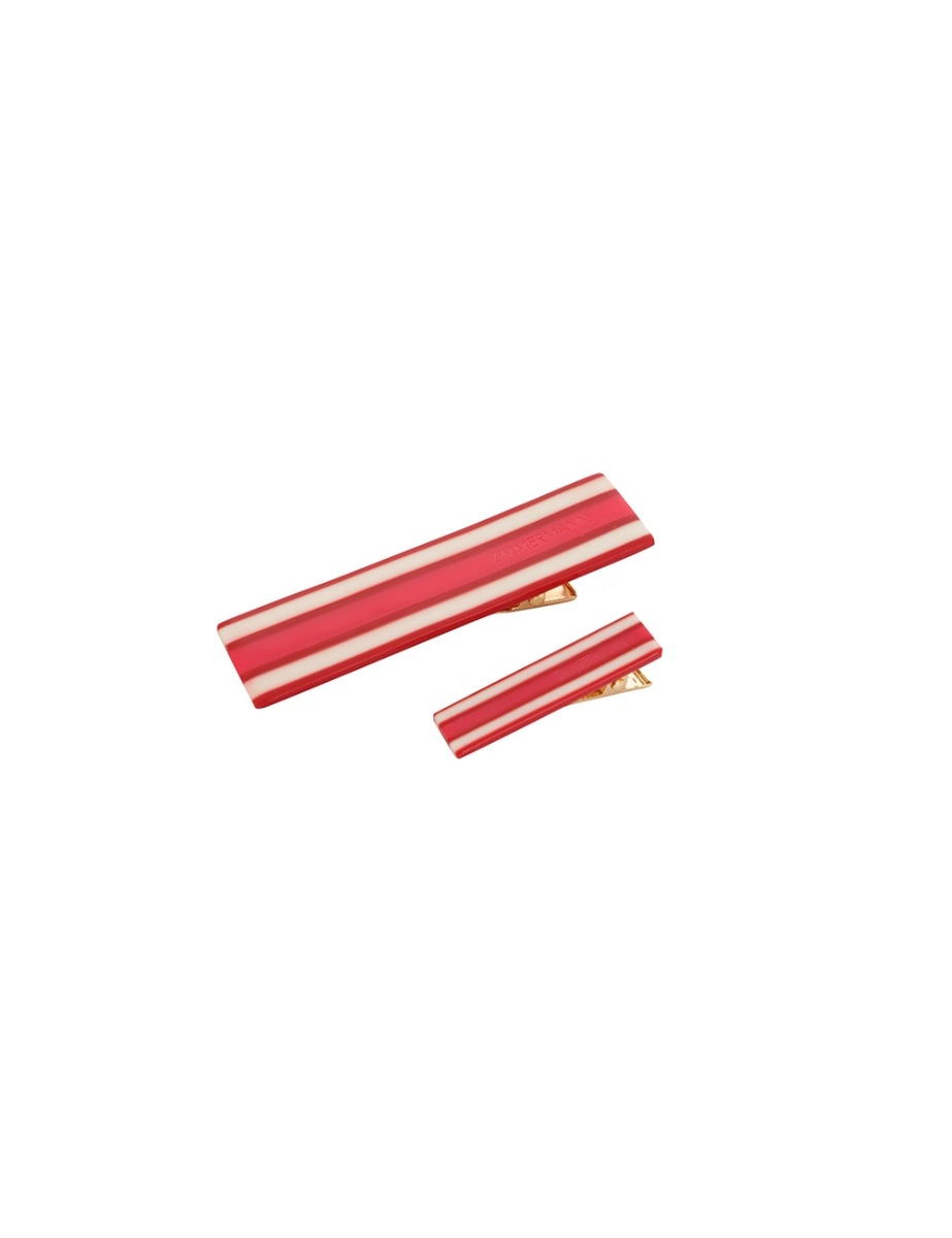 Hair Clip Pack Stripe
