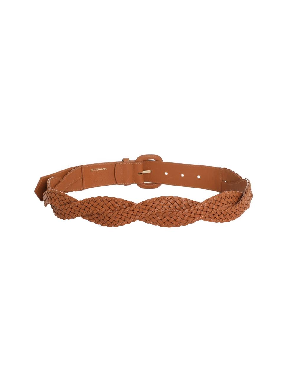 Braided Wave Belt