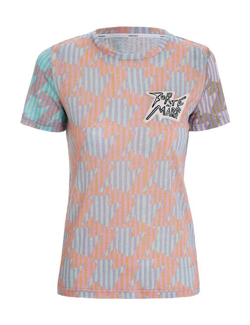 Spliced T-Shirt