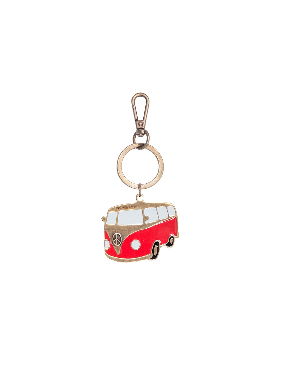 Love Bus Keyring