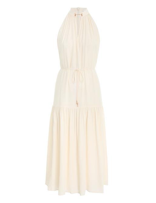 Pineapple Detail Picnic Dress