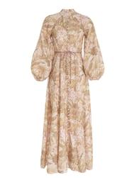 Andie Billow Long Dress