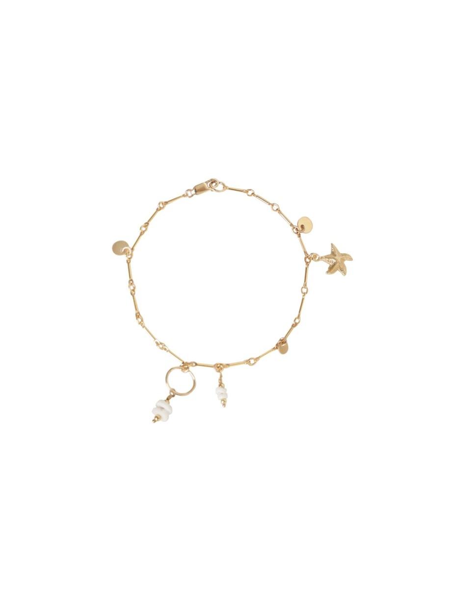 Seastar Charm Bracelet
